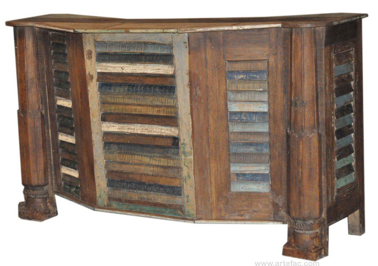 Antiquesu0027n Accents :: Antique Reclaimed Wood Bar Counter ART 009   ARTeFAC  USA