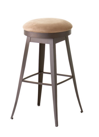 Custom Made In Canada Ac 42414 Backless Swivel Stool