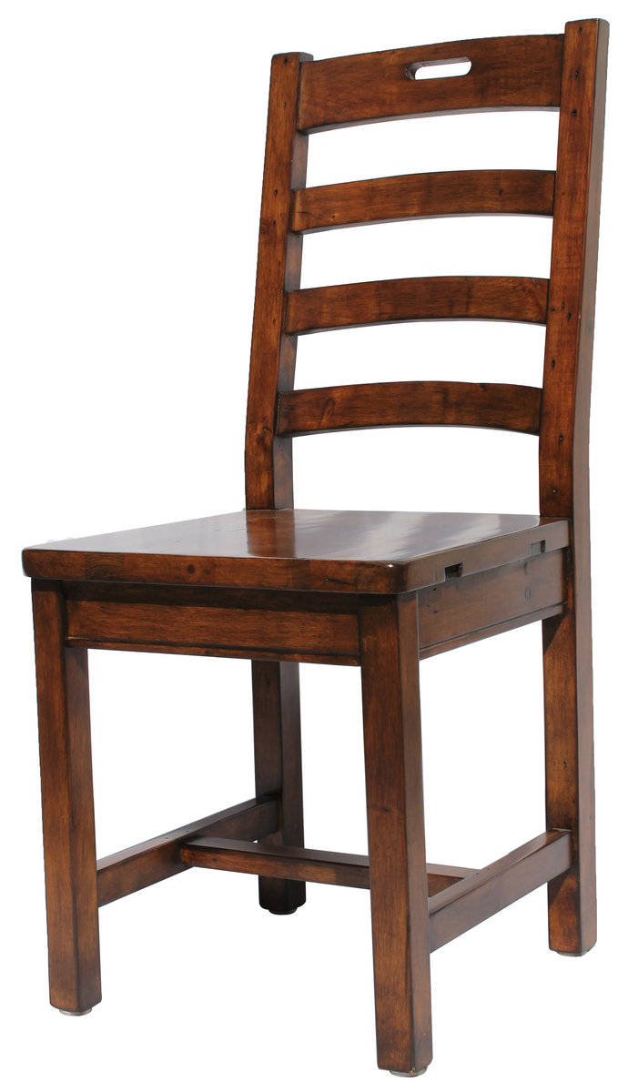 Classic Chairs Sl 0280 High Back Wooden Dinning Chair