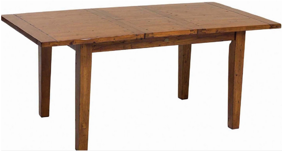 Dining Accent Tables Dining Tables SL 0100 Reclaimed Wood Extendable
