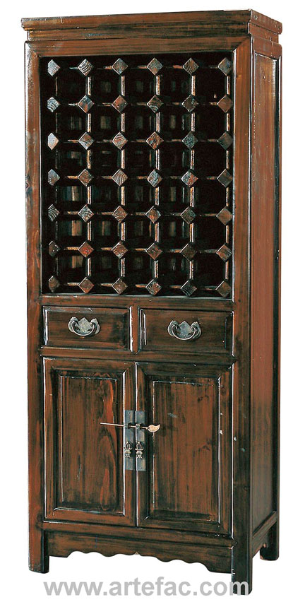 BR 20140 Antique Wine Cabinet : BR 20140 Wine Cabinet Antiq1368413633519055c121c96 from artefac.com size 432 x 852 jpeg 101kB