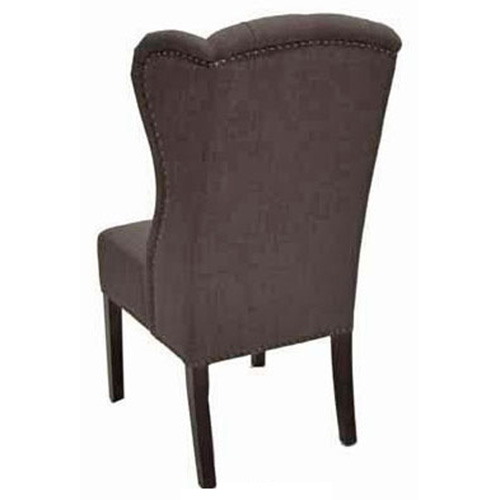 Leather arm chairs club chairs fabric chairs rv 3368 for Cheap high back dining chairs
