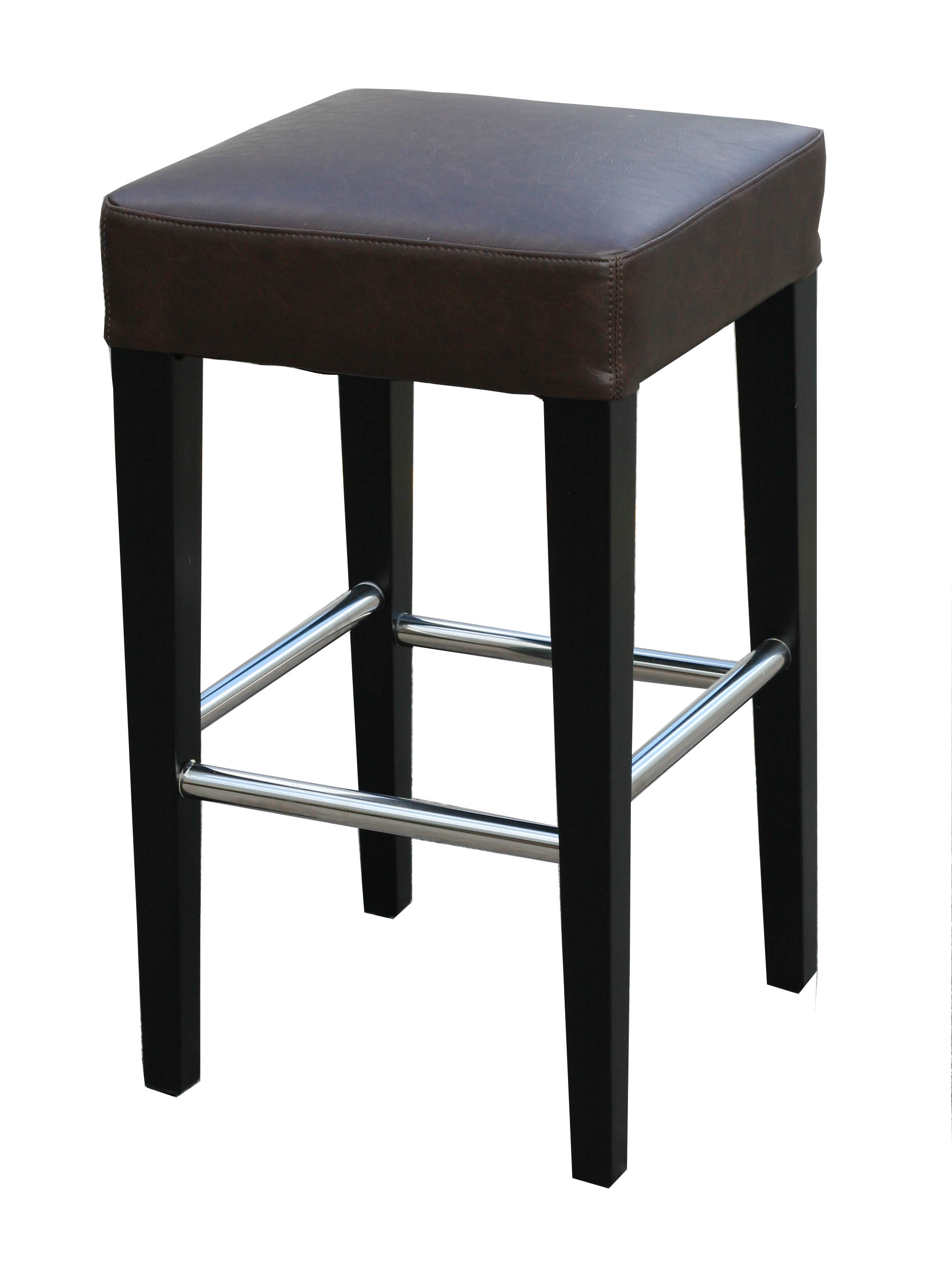 Bar Stools & Kitchen Counter Stools R 1810 Backless Leather