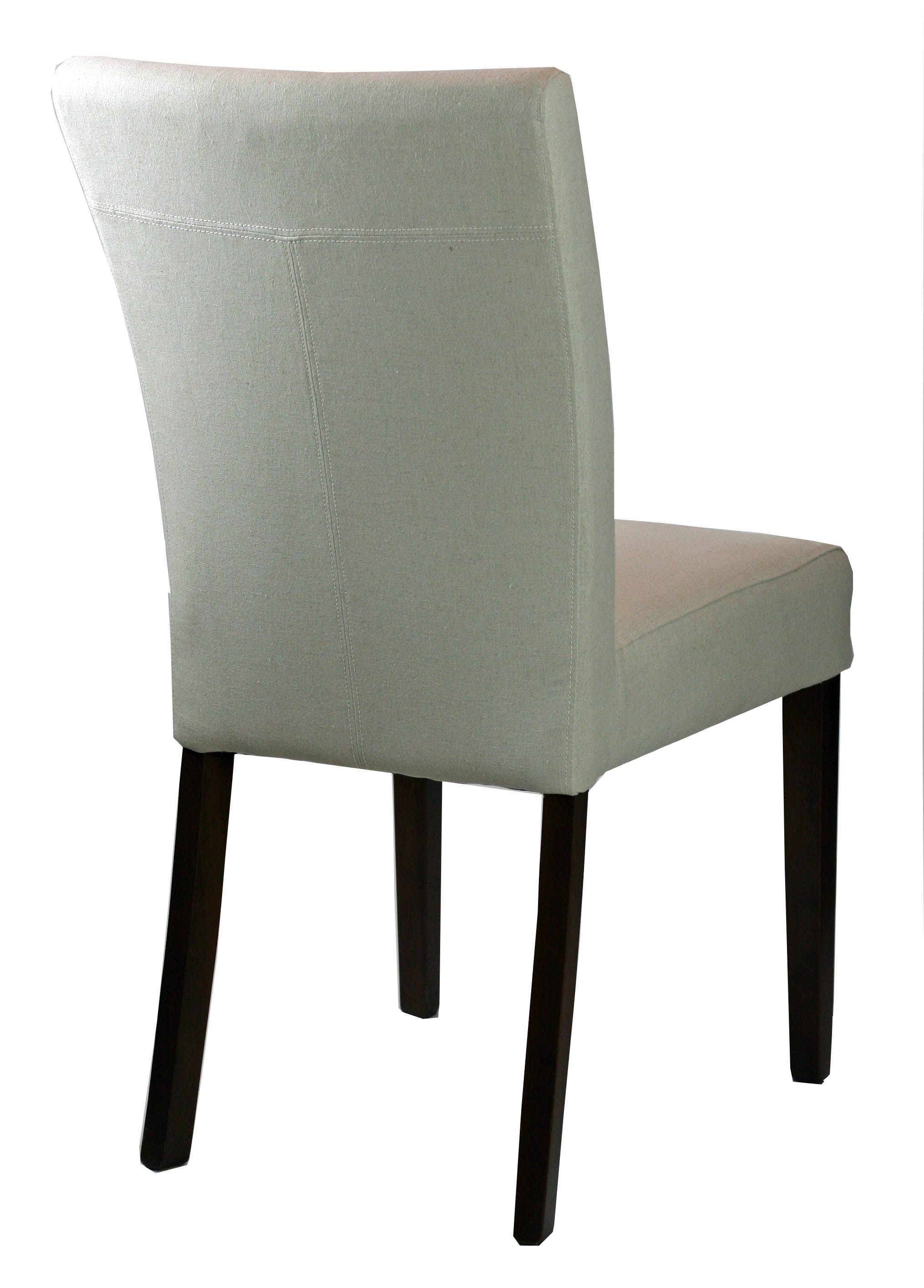 Low back leather dining chairs low back leather dining for Low back parsons dining chair