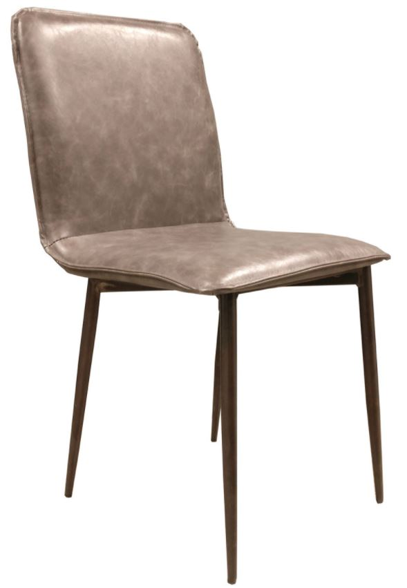 Leather Parson Dining Room Amp Kitchen Chairs Sl Cr001