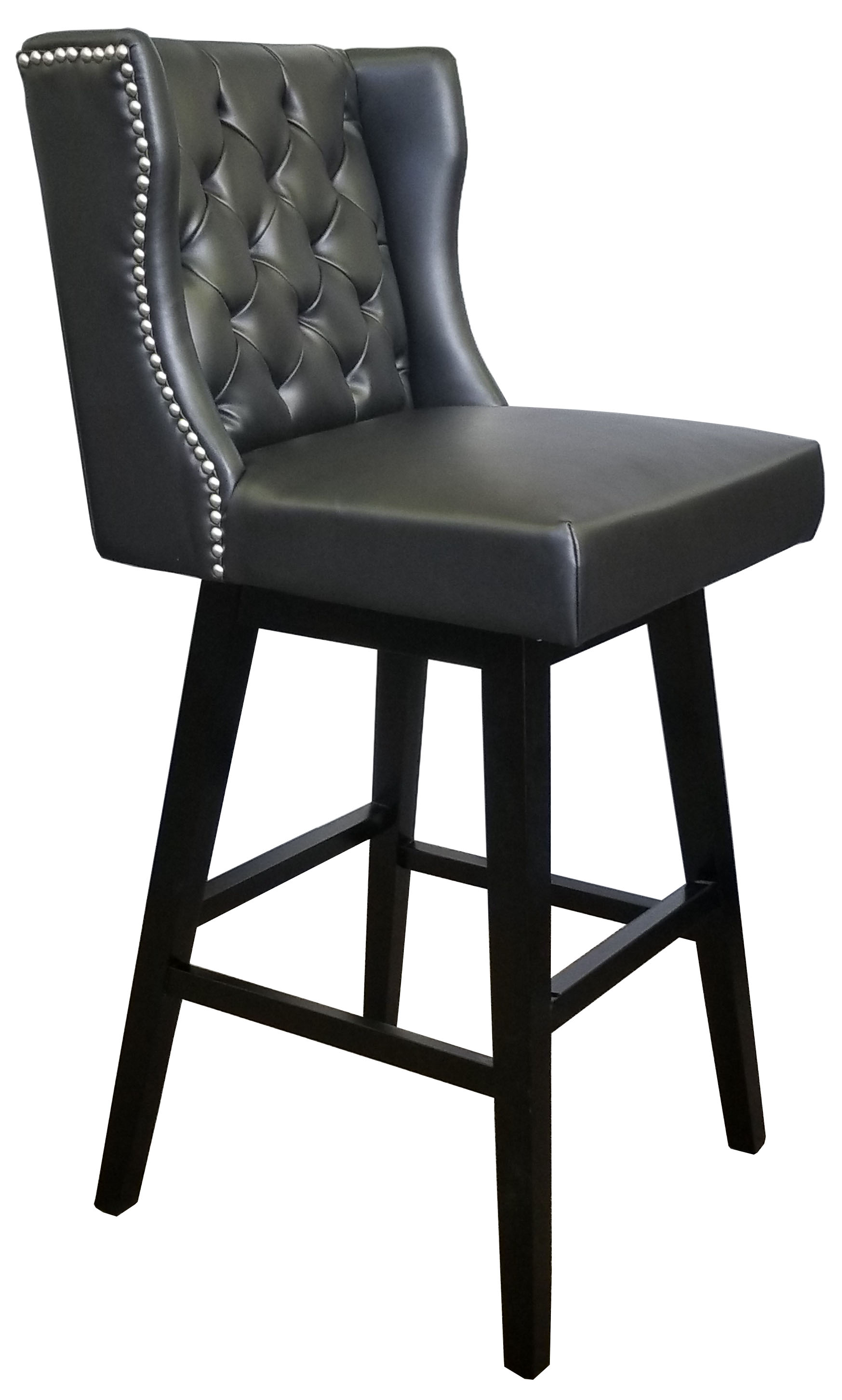 Bar Stools Amp Kitchen Counter Stools R 1553 Black Swivel