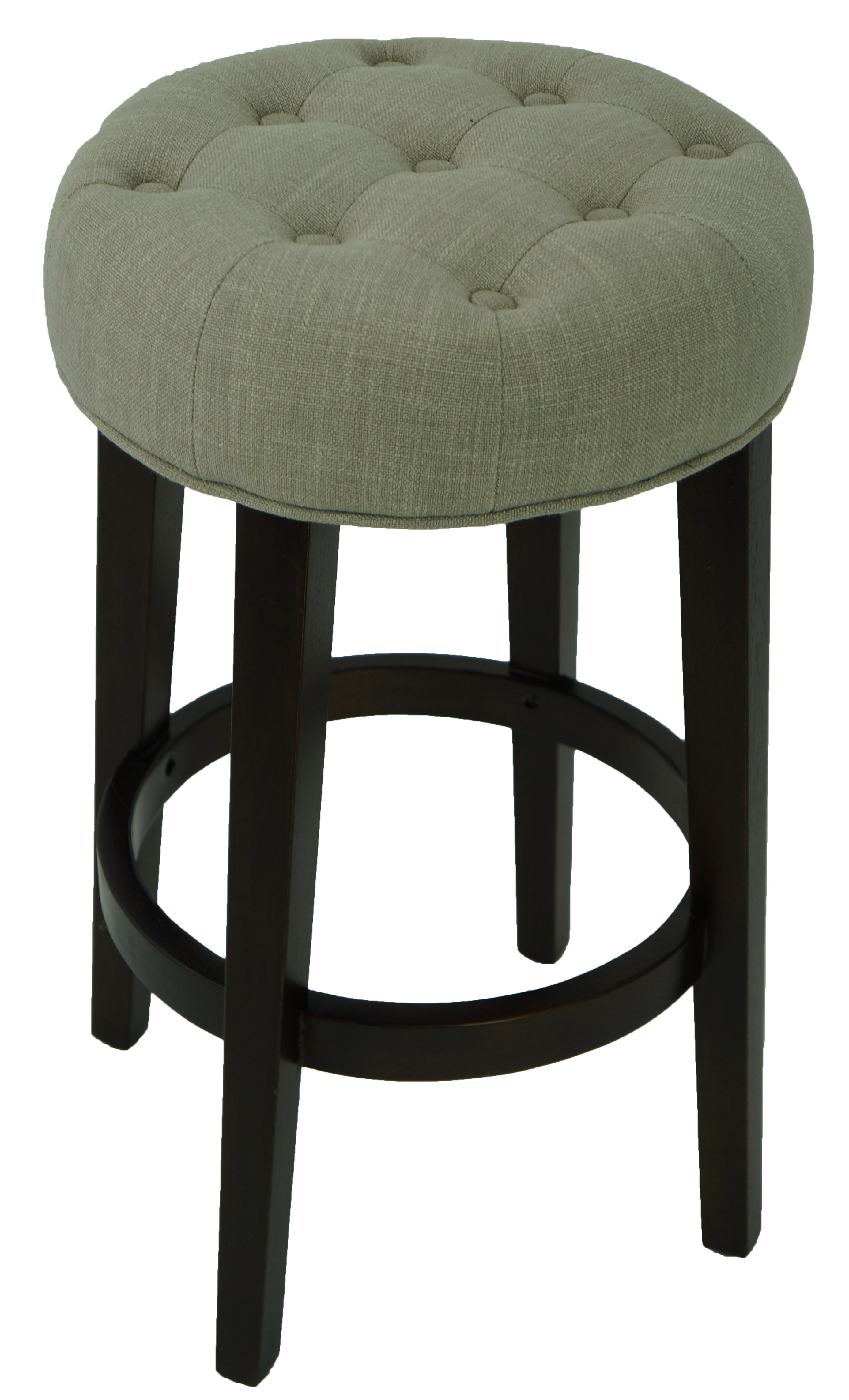 Bar Stools Amp Kitchen Counter Stools Tufted Backless