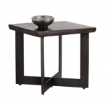 SR-102272 Simple Rustic End Table