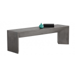 SR-102191 Modern Industrial Style Bench