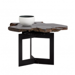 SR-102223 Teak Root End Table
