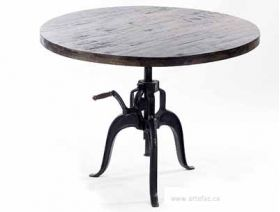 CCIND-61 Crank Table