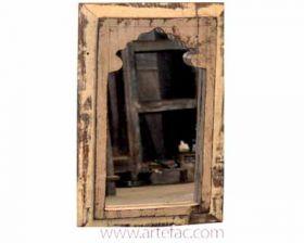 ART-011 Wooden Mirror