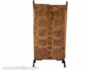 ART-058 Wooden Door
