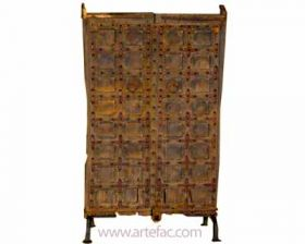 ART-100467 Antique Wooden Door
