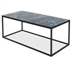 SL-032 Indigo Glass Coffee Table