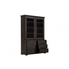 RCD-1203 Brown Modern Bookcase