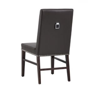 SR-102235 Wooden Espresso Dining Chair