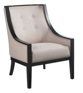 Accent Leather ArmChair SR-27233