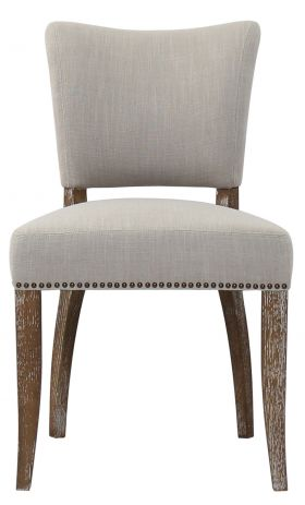 TW002-LT Oyster Dining Chair